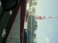 ジャガー横田 公式ブログ/東京のシンボルであるタワーを横目に・・・(~_~;) 画像2