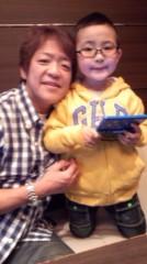 ジャガー横田 公式ブログ/暖かいなぁ!! \(^_^)(^_^) / 画像1
