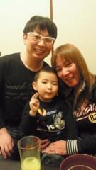 ジャガー横田 公式ブログ/久し振りに会ったパパは・・・( *^_^*) 画像1