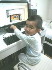ジャガー横田 公式ブログ/パパって可哀想…(>_<) 画像2