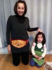 ジャガー横田 公式ブログ/チャンピオンベルト!!(^_^;) 画像2