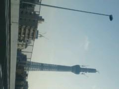 ジャガー横田 公式ブログ/東京のシンボルであるタワーを横目に・・・(~_~;) 画像1