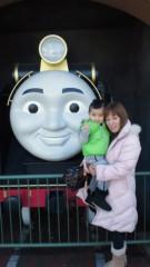 ジャガー横田 公式ブログ/トーマスランド!その1(^_^) 画像2