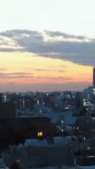 ジャガー横田 公式ブログ/夕焼けが綺麗・・・(*^_^*) 画像1
