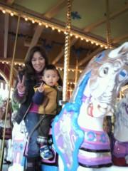 ジャガー横田 公式ブログ/三歳の思い出!!(*^^*) 画像2