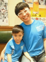 ジャガー横田 公式ブログ/家族で・・・(^^)d 画像1