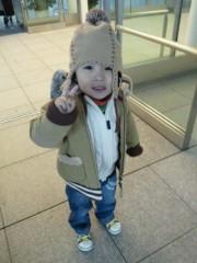 ジャガー横田 公式ブログ/明けましておめでとうございます。(*^^*) 画像2