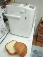 ジャガー横田 公式ブログ/パン焼き器!(^_^)v 画像1