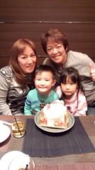 ジャガー横田 公式ブログ/飛鳥からのbirthday party ! 画像2