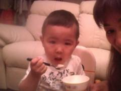 ジャガー横田 公式ブログ/食卓を囲む… 画像2