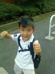 ジャガー横田 公式ブログ/fightingTA ishi  f(^_^;) 画像1