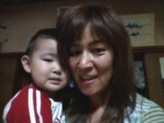 ジャガー横田 公式ブログ/大維志とママは又、離れ々・・・( ;_;) 画像2