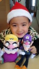ジャガー横田 公式ブログ/サンタさんから貰ったよー!!(^-^)v 画像1