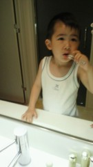 ジャガー横田 公式ブログ/おはよー!(^^)d 画像1