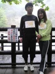 ジャガー横田 公式ブログ/スパトライアスロン、無事に終了しました! 画像3