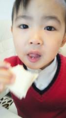 ジャガー横田 公式ブログ/パクッ!(^ ○^) 画像2