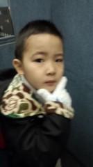 ジャガー横田 公式ブログ/手袋しちゃって… 画像2