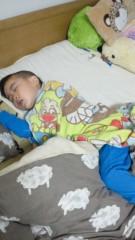 ジャガー横田 公式ブログ/寝てる・・・(-_-)zz 画像1