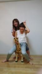 ジャガー横田 公式ブログ/千春ちゃんと小春ちゃん!\(^^) / 画像2