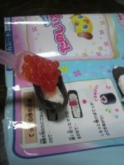 ジャガー横田 公式ブログ/お寿司のお菓子(^o^)v 画像2