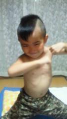 ジャガー横田 公式ブログ/肉体美!? 骨体美!?(*^^*) 画像1
