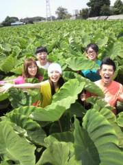ジャガー横田 公式ブログ/今日、日テレ「青空レストラン」オンエア!! 画像1