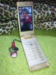 ジャガー横田 公式ブログ/これが機種変した携帯なんですが…(^_-) 画像1