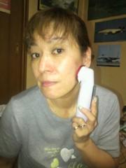 ジャガー横田 公式ブログ/顔のお手入れをサボったら…(>_ 画像2