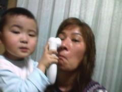 ジャガー横田 公式ブログ/引っ越しの疲れが顔にまで… 画像1