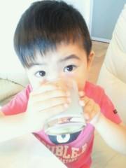 ジャガー横田 公式ブログ/青汁、飲んで・・・!(^^)d 画像1