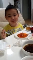 ジャガー横田 公式ブログ/食卓を囲んで…(* ´∀`*) 画像2