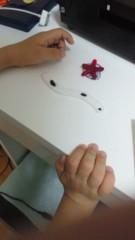 ジャガー横田 公式ブログ/泣いてるの!?(;_;) 画像2