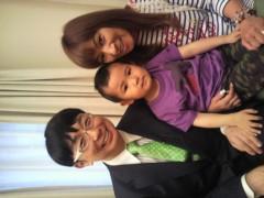 ジャガー横田 公式ブログ/昨日は家族3 人で… 画像1