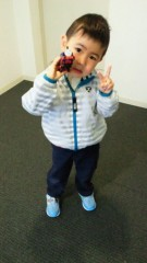 ジャガー横田 公式ブログ/おはよう!\(^-^) / 画像2