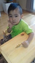 ジャガー横田 公式ブログ/まいですく!です・・・(^_^)v 画像1