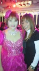 ジャガー横田 公式ブログ/鮮やかなピンクのドレス・・・( ^-^)v 画像2