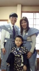 ジャガー横田 公式ブログ/大船観音寺で豆まき!\(^o^) / 画像1