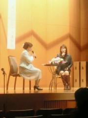 ジャガー横田 公式ブログ/神田女学院での講演会!(*^_^*) 画像2