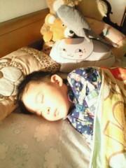 ジャガー横田 公式ブログ/寝てる時が・・・(^-^; 画像2