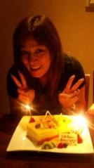 ジャガー横田 公式ブログ/実は…昨日…又、お祝いを…(>_<) 画像3