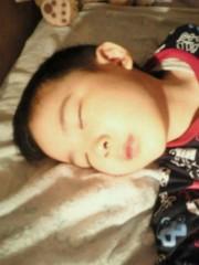 ジャガー横田 公式ブログ/寝てるよね・・・(^_^;) 画像1