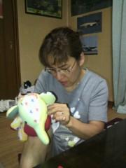 ジャガー横田 公式ブログ/縫いぐるみ作り…頑張りました! !(;_;) 画像1