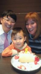 ジャガー横田 公式ブログ/誕生日・・・(^_^;) 画像1