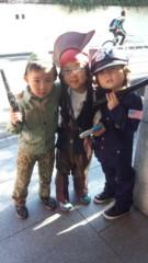ジャガー横田 公式ブログ/ハロウィーン!! \(^.^)/ 画像2