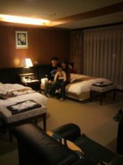 ジャガー横田 公式ブログ/ホテルに着きました!!   (^o^)v 画像1