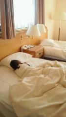 ジャガー横田 公式ブログ/お世話になったホテルを後に・・・いざ! 画像1