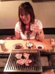 ジャガー横田 公式ブログ/ジンギスカン食べたよォ!(^ ○^) 画像1