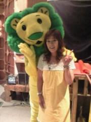 ジャガー横田 公式ブログ/ごきげんよう!のライオンくん! !可愛い(^^) 画像1