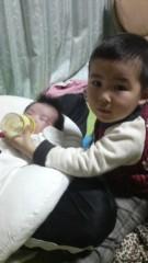 ジャガー横田 公式ブログ/初めてまして…みっちゃん( 姉)の孫です!! 画像1