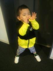 ジャガー横田 公式ブログ/おはよー!!(*^_^*) 画像2